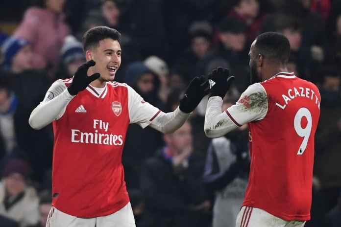 Pemain Arsenal Satu Ini Sudah Berhasil Bikin Mikel Arteta Bahagia