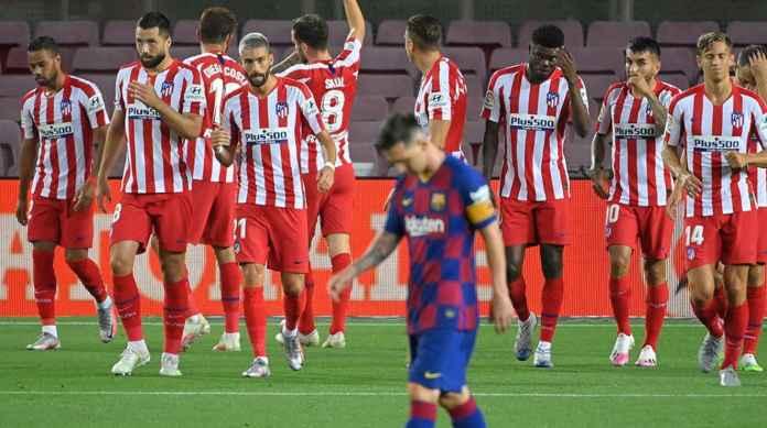 Rapor Pemain Barcelona Usai Hasil Imbang Melawan Atletico Madrid
