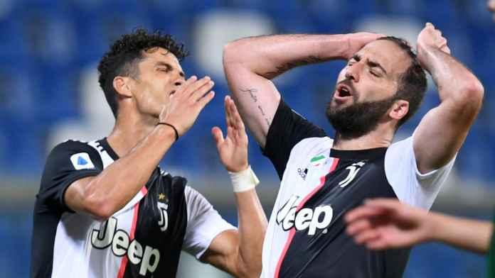 Rapor pemain Juventus kontra Sassuolo