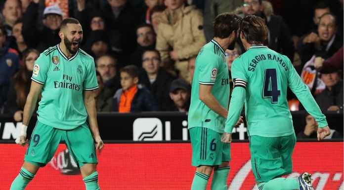 Begini Skenario Kepastian Real Madrid Menangkan Juara Liga Spanyol