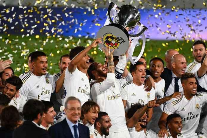 Real Madrid Bisa Terus Juara Tanpa Ronaldo