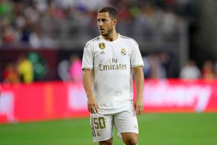 Real Madrid Diminta Tidak Perlu Khawatir Dengan Hazard