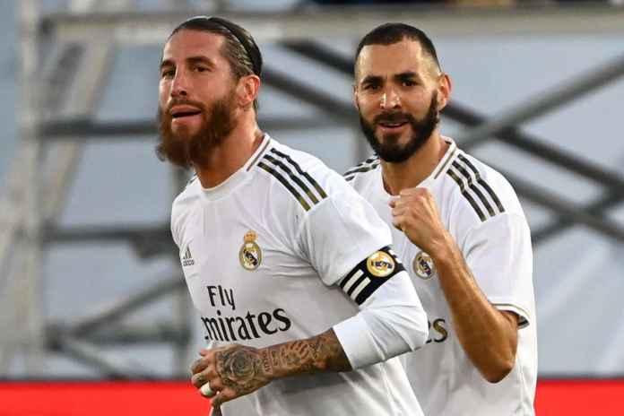 Real Madrid Ngebet Kalahkan Man City