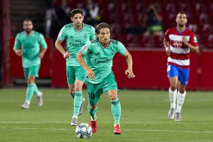 Real Madrid Sukses Atasi Granada, Ramos Sedikit Kecewa
