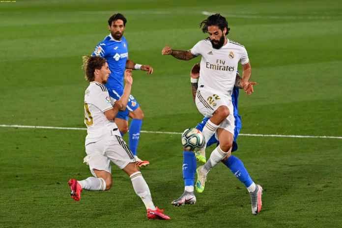 Real Madrid Sukses Kalahkan Getafe, Begini Kata Zidane