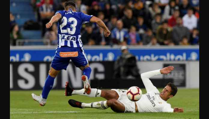 Prediksi Real Madrid vs Alaves, Liga Spanyol 11 Juli 2020