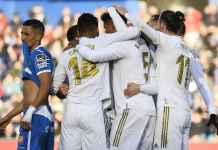 Prediksi Real Madrid vs Getafe, Liga Spanyol 3 Juli 2020