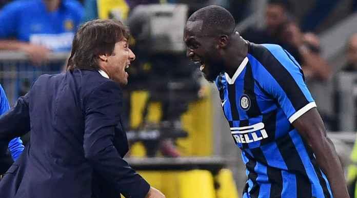 Inter Unggul 1-0 Melalui Gol Romelu Lukaku, Lautaro Marah-marah