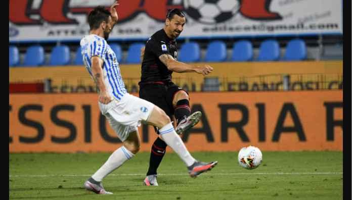 Malangnya Tim Liga Italia Ini, 3 Poin Atas AC Milan Dirampas Bunuh Diri