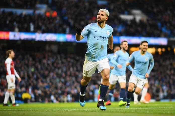 Sergio Aguero Dikomporin Tinggalkan Man City