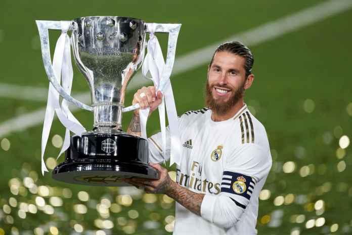 Sergio Ramos Tidak Akan Tinggalkan Real Madrid