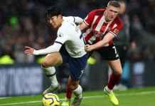 Prediksi Sheffield United vs Tottenham Hotspur, Liga Inggris 3 Juli 2020
