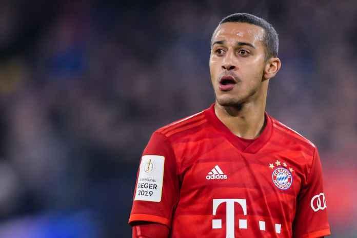 Thiago Alcantara Siap Tinggalkan Bayern Munchen