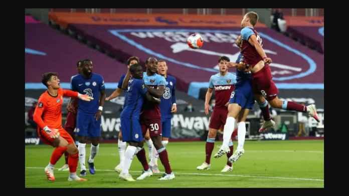 Hasil West Ham vs Chelsea, Man Utd Senang Lihat The Blues Terpeleset