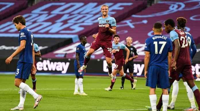 Inilah Daftar 3 Pemain Terburuk Chelsea Tadi Malam di West Ham