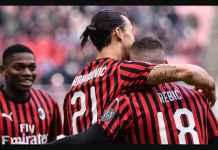Trio Milan: Zlatan, Rebic, Calhanoglu Bergembira Dengan Gol Hari Minggu