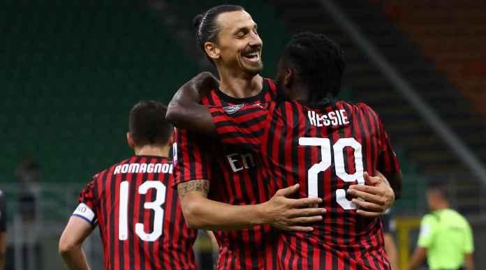 Lima Rekor Tumbang Saat Milan Habisi Juventus Tadi Malam