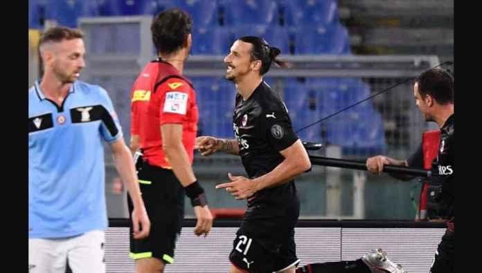 Hasil Lazio vs Milan, Selain Balas Dendam, Rossoneri Masuk Zona Eropa