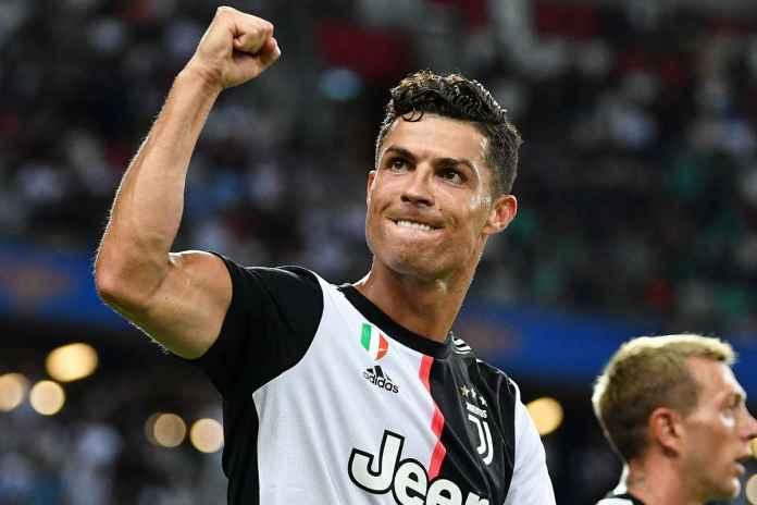 Ronaldo Bisa Bantu Juventus Kalahkan Lyon