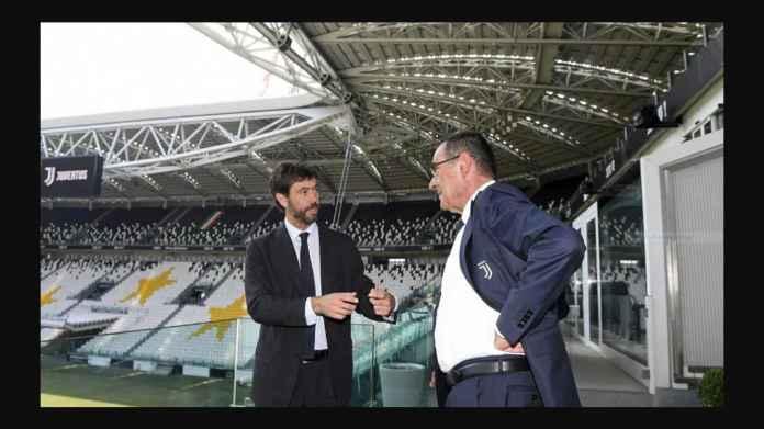 30 Menit Lalu Juventus Pecat Maurizio Sarri Usai Gagal di Liga Champions