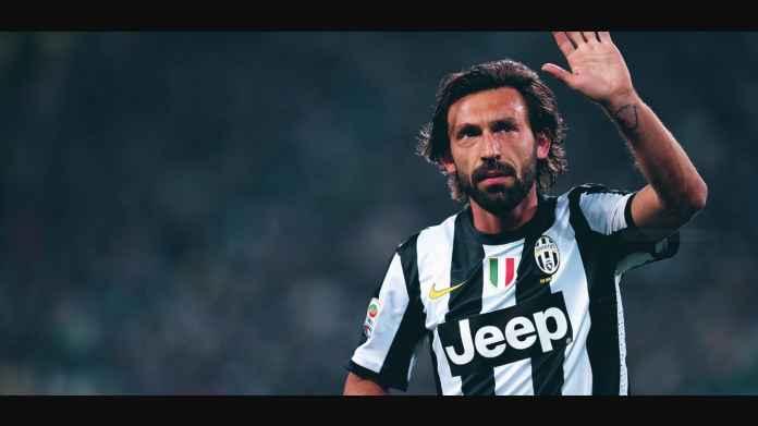 Juventus Tunjuk Andrea Pirlo yang Kaya Sejak Lahir Sebagai Pelatih Baru