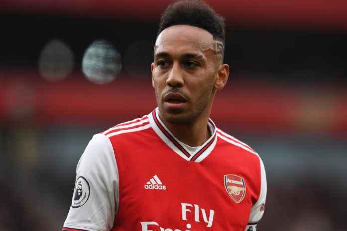 Arsenal Harus Berikan Gaji Tinggi Untuk Aubameyang
