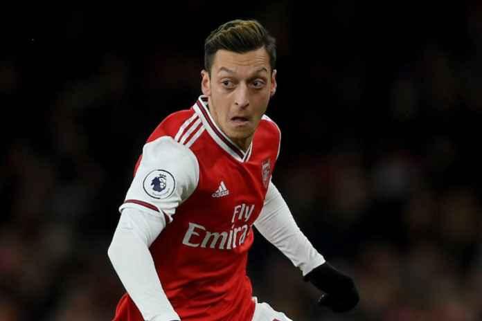 Arsenal Mau Lepas Mesut Ozil Seperti Ini