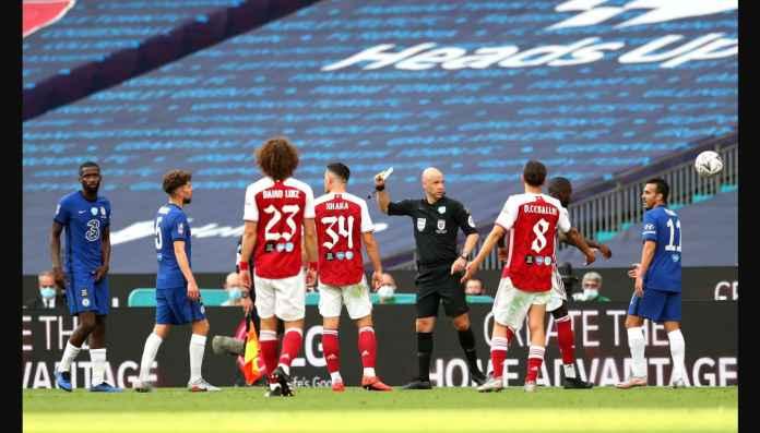 Tiga Empat Pemain Chelsea Bikin Malu Lampard Pada Final FA Cup