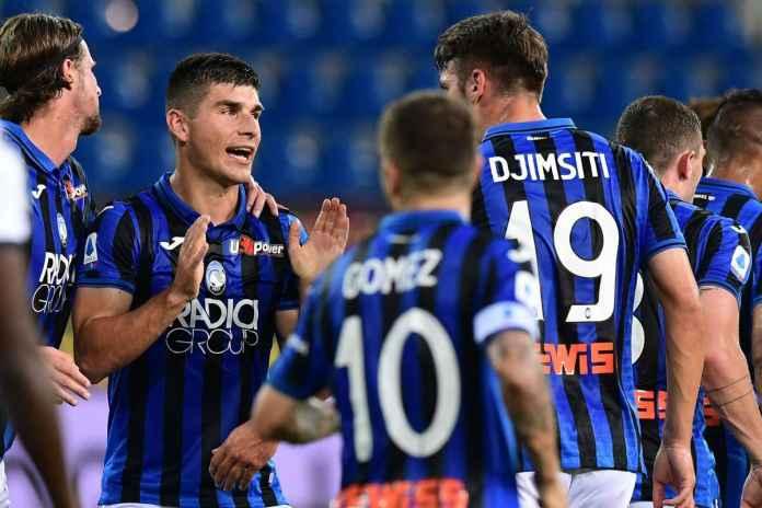Atalanta Bakal Turunkan Pemain Terbaiknya Hadapi Inter