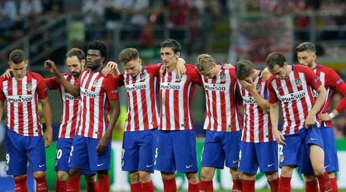 Dua Pemain Atletico Madrid Positif Jelang Perempat Final Liga Champions