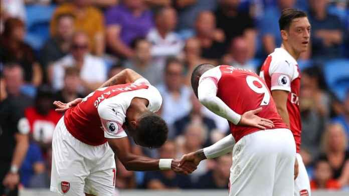 Aubameyang Naik Gaji di Arsenal, Tapi Hilang Sahabat Baik, Pilih Mana?
