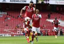 Final Piala FA: Aubameyang Dituding Diving Demi Penalti, Benar Begitu?