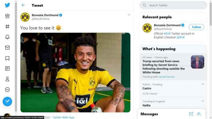 Man Utd Buntu Lawan Copenhagen, Dortmund Sindir Soal Jadon Sancho