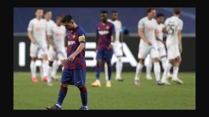 Tiga Pemain Terburuk Barca Saat Dibantai 8-2 Jebolan Akademi La Masia