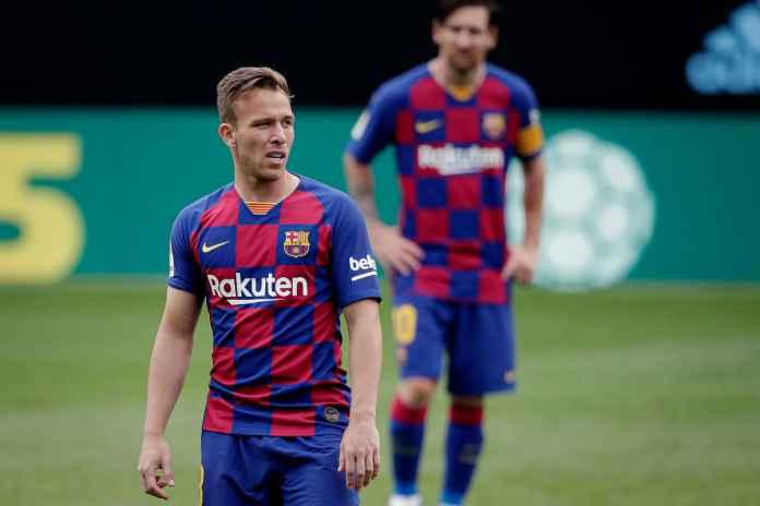 Barcelona Diharapkan Selesaikan Masalah Dengan Arthur