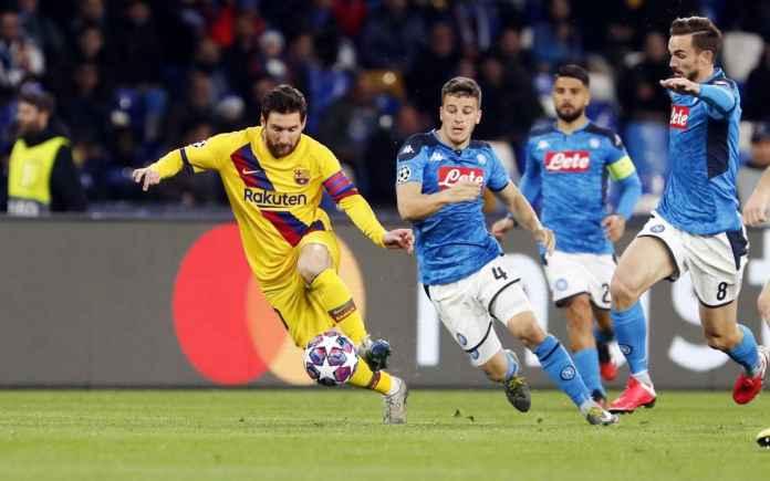 Barcelona Enggan Remehkan Napoli - Berita Bola