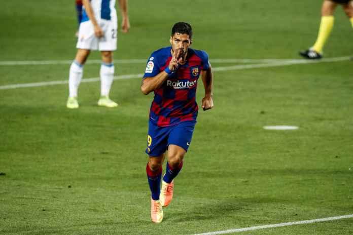 Barcelona Hadapi Bayern Munchen, Begini Respon Suarez