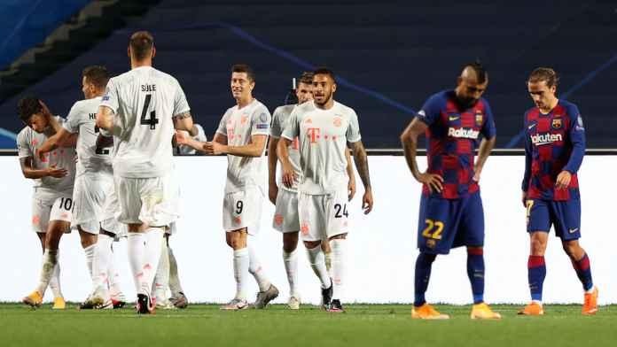Barcelona Kalah Dari Bayern, De Jong Beberkan Ini