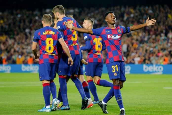 Barcelona Ketar-ketir, Pemainnya Didekati Klub Ini