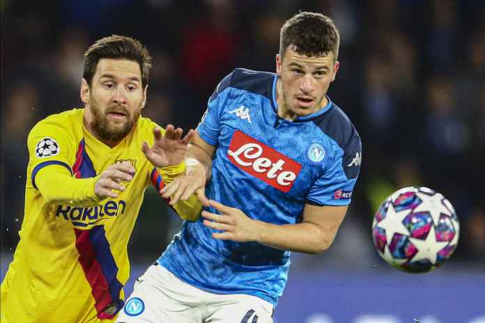 Barcelona Tidak Perlu Khawatir di Liga Champions