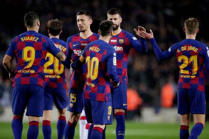 Barcelona Tidak Takut Hadapi Bayern Munchen