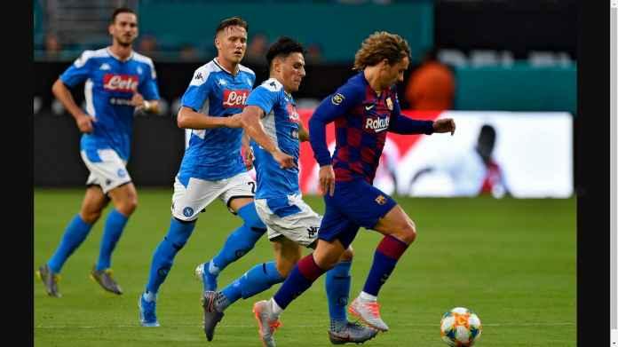Barcelona Ganti Formasi Lawan Napoli Untuk 16 Besar Liga Champions