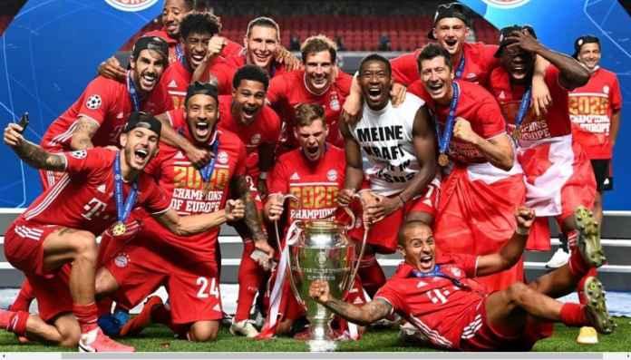Bayern Munchen Ciptakan Rekor Baru Usai Menangi Liga Champions