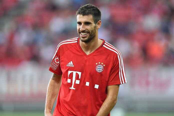 Bayern Munchen Bakal Ditinggal Gelandang Bertahannya