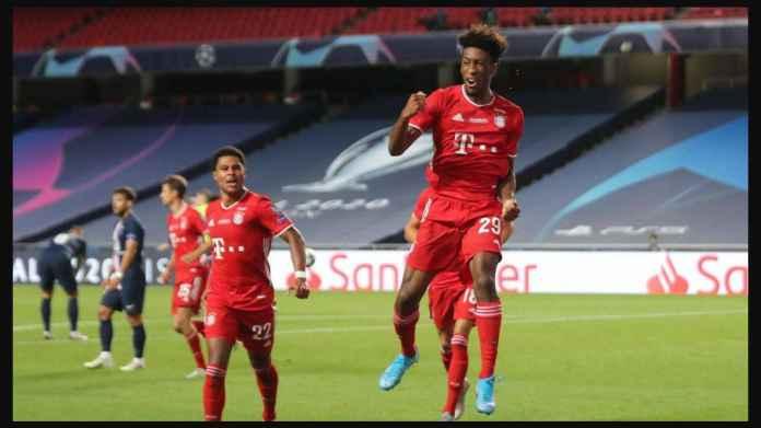 11 Pemain Terbaik Liga Champions 2019/2020: 5 Bayern, 3 PSG, 1 Barcelona