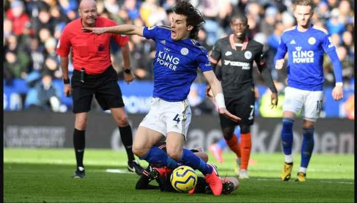 Harga Bek Leicester City Jauh Lebih Murah Daripada Harry Maguire