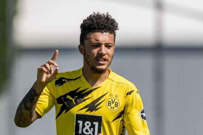 Borussia Dortmund Bantah Deal Dengan MU Soal Sancho