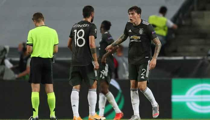 Favorit Liga Europa Man Utd Gagal Final, Inilah Tiga Pemain Paling Bersalah