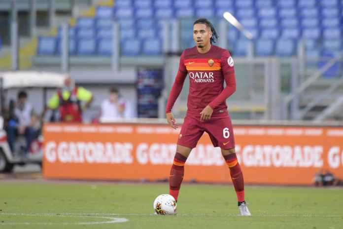 Chris Smalling Tinggalkan AS Roma