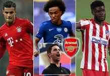 Susunan Pemain Arsenal Musim Depan Jika Sukses Rekrut Tiga Pemain Baru